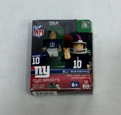 OYO Sports Figure Generation 1 Series 3 NFL New York Giants Eli Manning