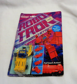 1984 Buddy L Robotron Motorized Truck Gobot Type Robot MOC Carded Sealed FREESHP