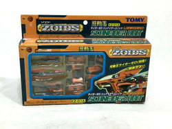 Tomy Kotobukiya Zoids 026 Liger Zero Schneider Unit Plastic Model Kit Boxed NEW