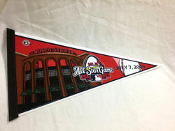2009 MLB Baseball Allstar Game Pennant St Louis Cardinals Busch Stadium FREESHIP