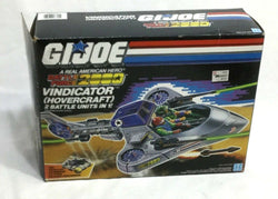 1987 GI Joe ARAH Vindicator Battleforce 2000 Complete Boxed Blueprints FREESHIP