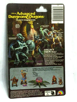 1983 LJN Advanced Dungeons And Dragons StrongHeart Mini Figure MOC Sealed Carded