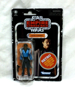 Star Wars ESB Empire Strikes Back Retro Collection Lando Calrissian Figure
