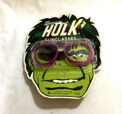 1978 Vintage Nasta Marvel Comics Incredible Hulk Sunglasses Sealed Carded MOC