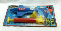 1987 Imperial Toys DC Comics Superman Water Rocket Shuttle Sealed Carded RARE