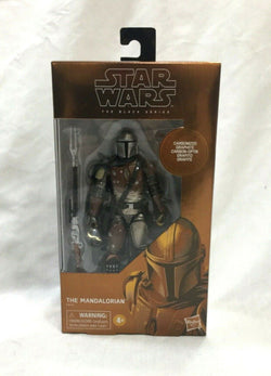 Star Wars Black Series The Mandalorian Carbonized Figure Boxed Target Exclusive