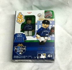 OYO Sports Figure 2012 Allstar Game Kansas City Dan Uggla Atlanta Braves RARE