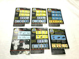 1983 Bandai Tonka Gobots Spoons Leader 1 Cardback Lot of 6 Cards FREESHIP