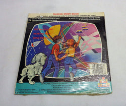 Kid Stuff 1984 Transformers When Continents Collide Book & Record Sealed FREESHP