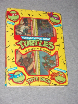 TMNT Teenage Mutant Ninja Turtles 1989 Topps Card Set 88 Base Cards FREESHIP