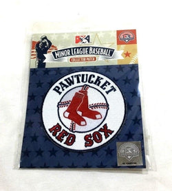 Boston Red Sox Minor League Pawtucket Red Sox Paw Sox Jersey Patch FREESHIP