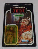1983 Star Wars Return of the Jedi ROTJ Chief Chirpa Figure MOC Sealed 77 Back