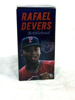 Boston Red Sox Rafael Devers Bobblehead Doll Statue Figure 2018 Pawtucket Pawsox