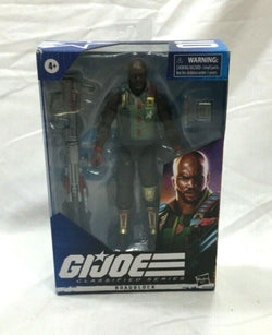 2020 Hasbro GI Joe Classified Series Roadblack #1 Figure New Boxed FREESHIP