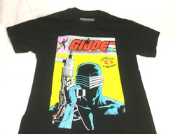 NEW Marvel Comics Cover Gi Joe Snake Eyes T-Shirt Mens Size Medium FREESHIP