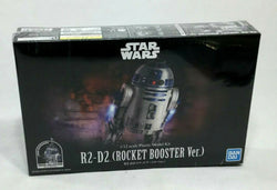 NEW Bandai Star Wars R2D2 Rocket Booster Plastic Model Kit Sealed 1:12 Scale