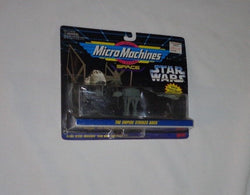 Galoob Micro Machines Star Wars The Empire Strikes Back ESB Set # 2 MOC Carded
