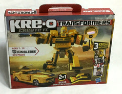Kre-o Kreo Transformers Bumblebee Complete Boxed Sealed #36421 Movie FREESHIP