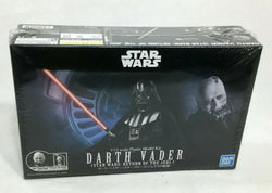 NEW Bandai Star Wars Jedi ROTJ Darth Vader Plastic Model Kit Sealed 1:12 Scale