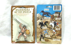 1983 MTC Multi Toy Warriors of the World Figure Candor Warrior MOC Carded Sealed