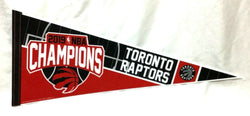 2019 NBA Finals World Champions Toronto Raptors Pennant Canada FREESHIP
