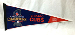 Chicago Cubs 2016 World Series Champions Trophy Pennant Parade Series FREESHIP