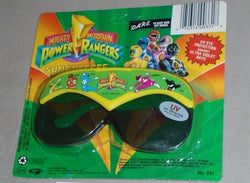 1993 Mighty Morphin Power Rangers Sunglasses Childrens Kids MOC Sealed FREESHIP