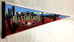2011 MLB Baseball Allstar Game Pennant Arizona Diamondbacks Chase Field FREESHIP