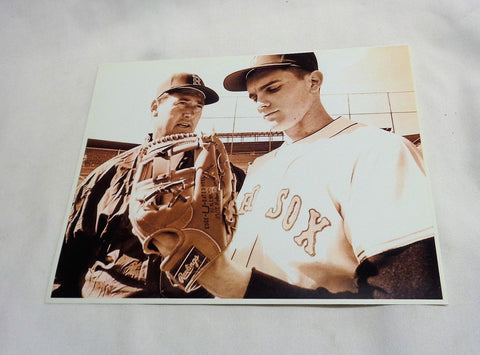 1964 Boston Red Sox Spring Training Ted Williams Tony Conigliaro Picture 8x10