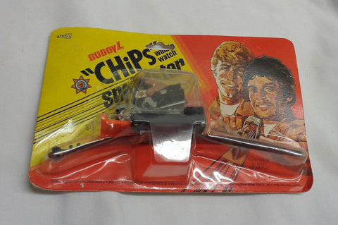 Buddy L Toys CHIPS Highway Patrol Tv Show Speedster Motercycle MOC Sealed Carded