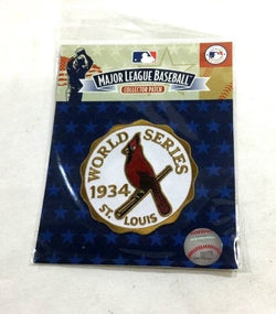 Official St Louis Cardinals 1934 World Series Champions Jersey Patch FREESHIP
