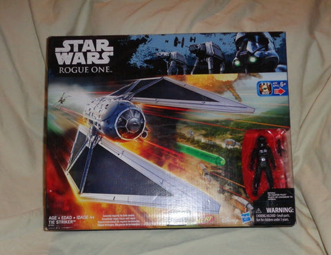 Nerf 2016 Star Wars Rogue One TIE Striker Fighter Pilot Figure Boxed Sealed