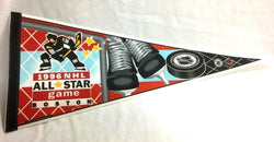 1996 NHL Hockey Allstar Game Pennant Boston Bruins garden Causeway St FREESHIP