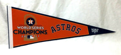 2017 World Series Champions Houston Astros Pennant Trophy Logo (WC) FREESHIP