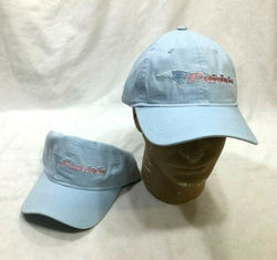 NFL New England Patriots Ladies Womens Girls Hat Cap Blue Stone Washed Soft Type