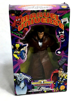 1999 Toy Biz Marvel Universe Knights Punisher 10 Inch Figure Boxed Sealed Mint