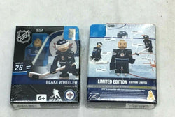 OYO Sports NHL Winnipeg Jets Blake Wheeler Figure Gen 1 Series 1 FREESHP