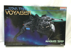 1996 Vintage Star Trek Voyager Maquis Ship Model Kit Monogram NEW Boxed FREESHIP