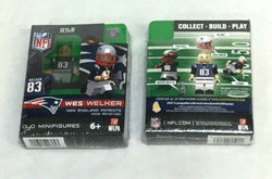 OYO Sports Figure Generation 1 Series 2 New England Patriots Wes Welker
