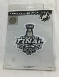 Official 2013 Stanley Cup Final Finals Patch Boston Bruins Chicago Blackhawks