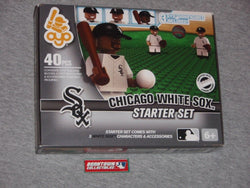 MLB Series 2 OYO Chicago White Sox Starter Set Infield 3 Figure Lot Field FREESP