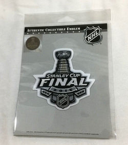 NHL 2015 Stanley Cup Final Finals Patch Chicago Blackhawks Tampa Bay Lightning