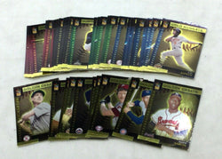 2000 Topps Golden Greats Anniversary Complete Set 50 Cards Jeter Sosa FREESHIP