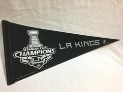 NHL 2014 Stanley Cup Champions Los Angeles Kings Pennant Trophy FREESHIP