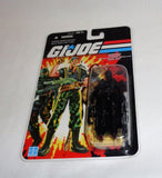 2007 Hasbro GI Joe 25th Anniversary French Canadian Snake Eyes Figure MOC Sealed