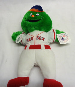 MLB Boston Red Sox Wally the Green Monster Hand Puppet Bleacher Creature 12 Inch