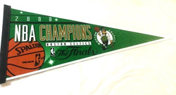 2008 NBA Finals World Champions Boston Celtics Pennant 17th Banner FREESHIP