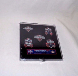 San Francisco 2012 Giants World Series Champions 5 Pin Set Limited FREESHIP