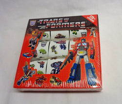 2004 G1 Transformers Giftbox Sticker Set Sealed New 175 Total Pieces FREESHIP