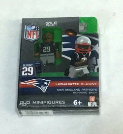 OYO Sports Figure Generation 1 Series 1 New England Patriots LaGarratte Blount